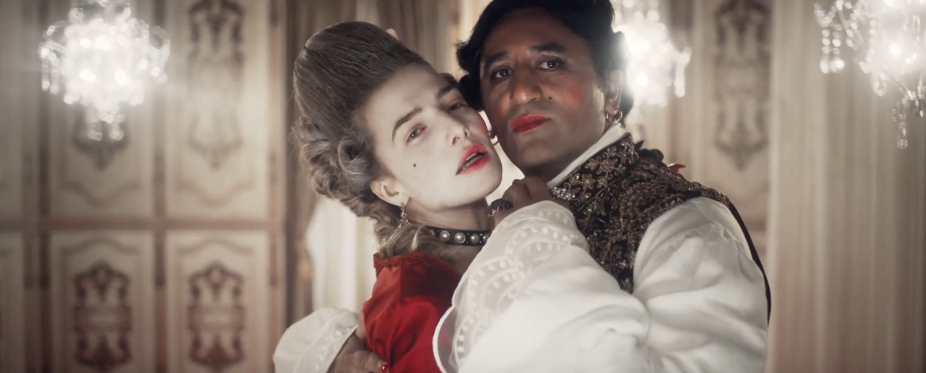 Kiwi actor Cliff Curtis stars in Vodafone's new VodafoneTV campaign via DDB New Zealand