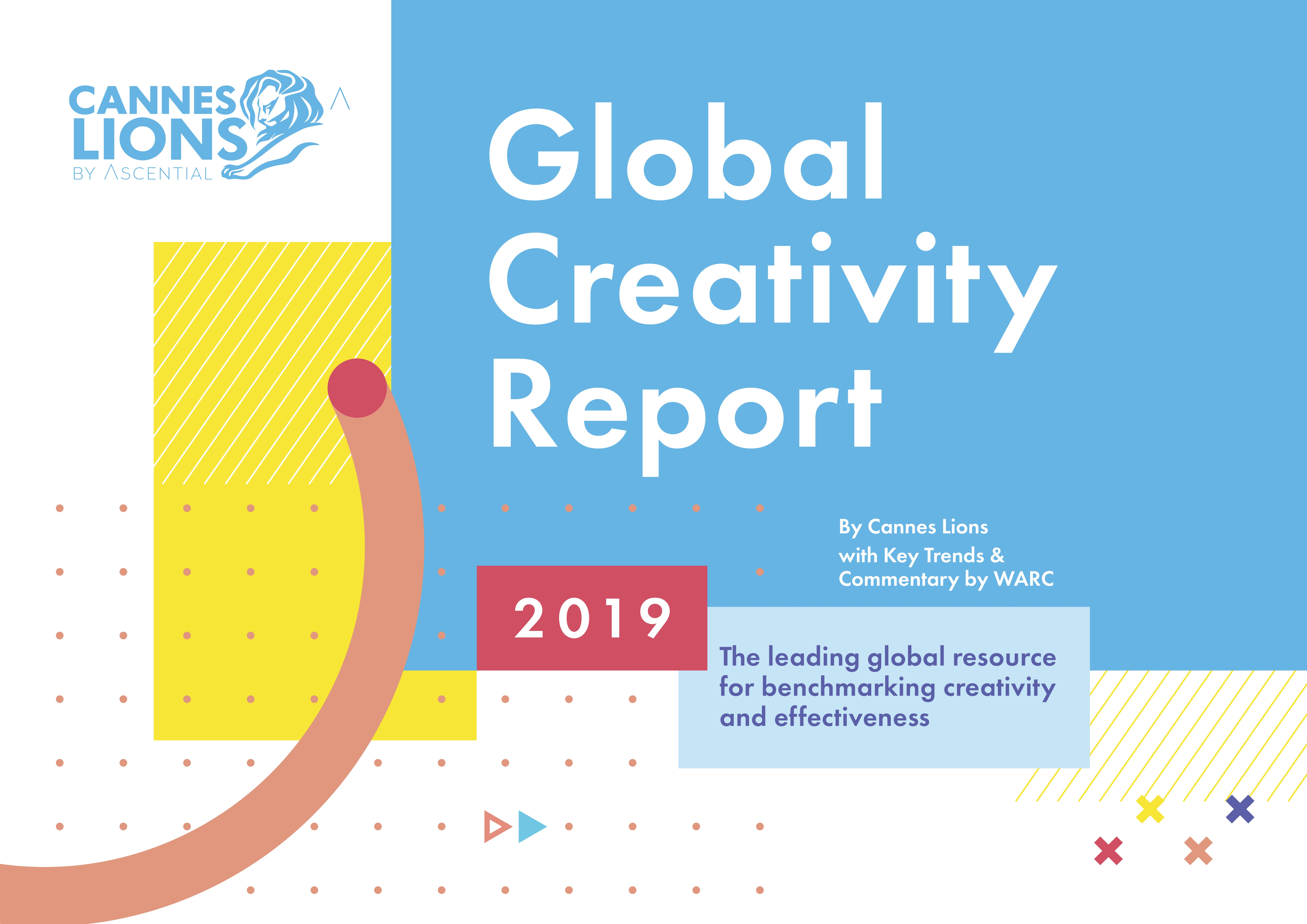 Cannes Lions launches 2019 Global Creativity Report; Colenso BBDO ranks #4 Pacific AOTY
