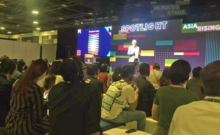 Sweetshop's Laura Geagea's Spikes Asia Diary: Day Two + Three