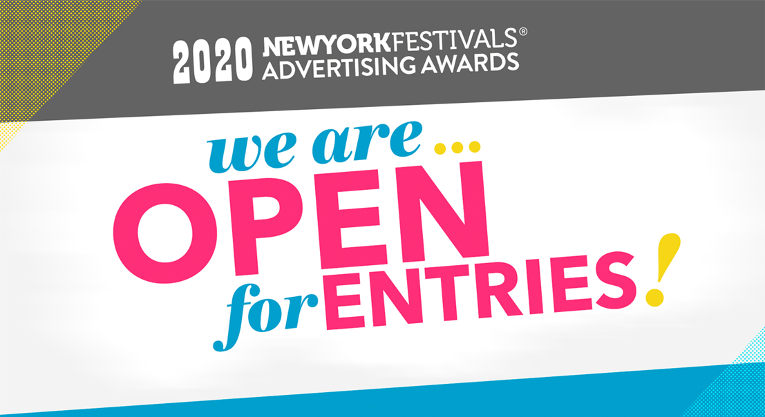 NYF's Advertising Awards now open for entries; Midas Awards joins New York Festivals