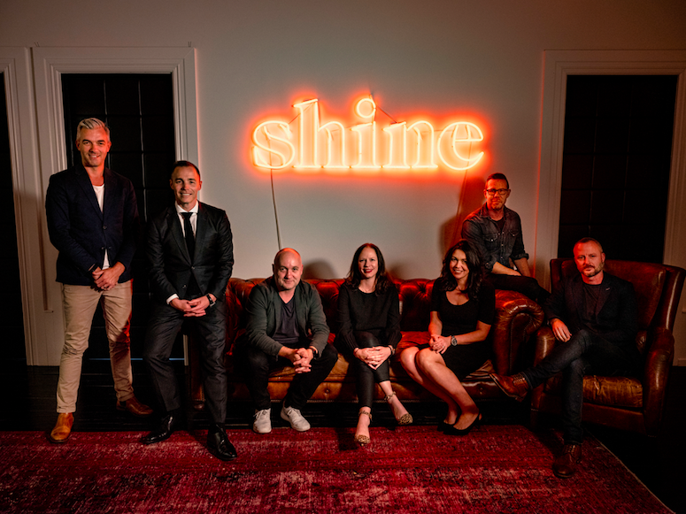 Richard Maddocks takes Chief Creative Officer role at Shine; Andy Schick joins as head of digital