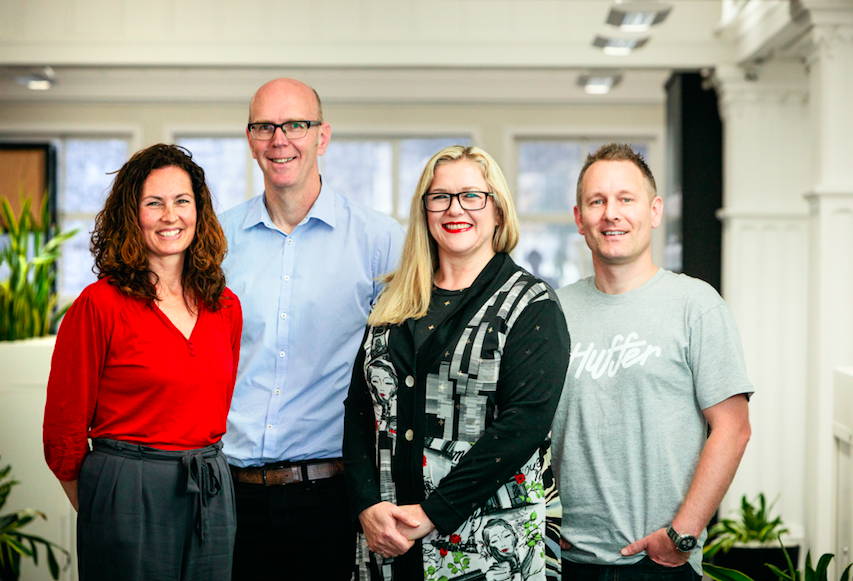 Stanley St makes further investments in agency talent with five new roles in Wellington office