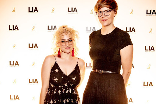 Lauren Eddy and Aicha Wijland's Creative LIAisons Diary #5