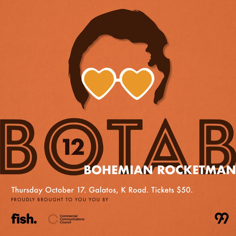 Last tickets on sale for BOTAB – get them quick