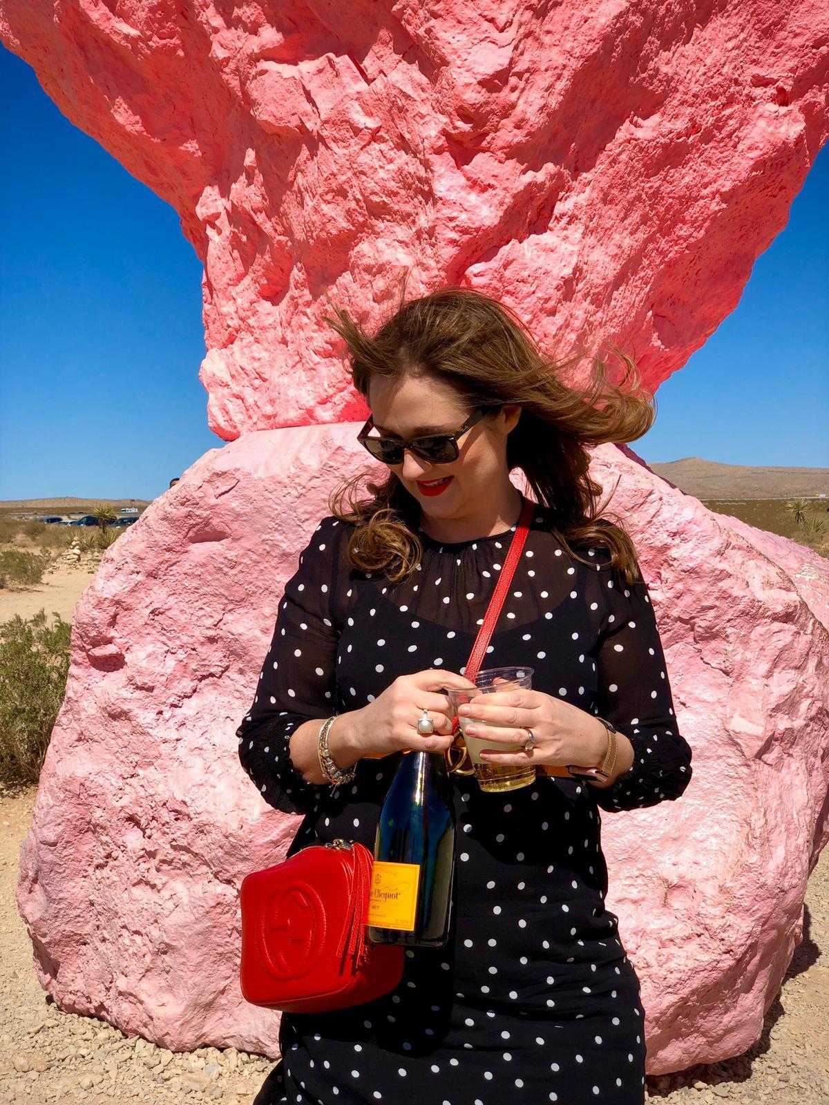 Sarah McGregor's LIA Diary from Las Vegas #2