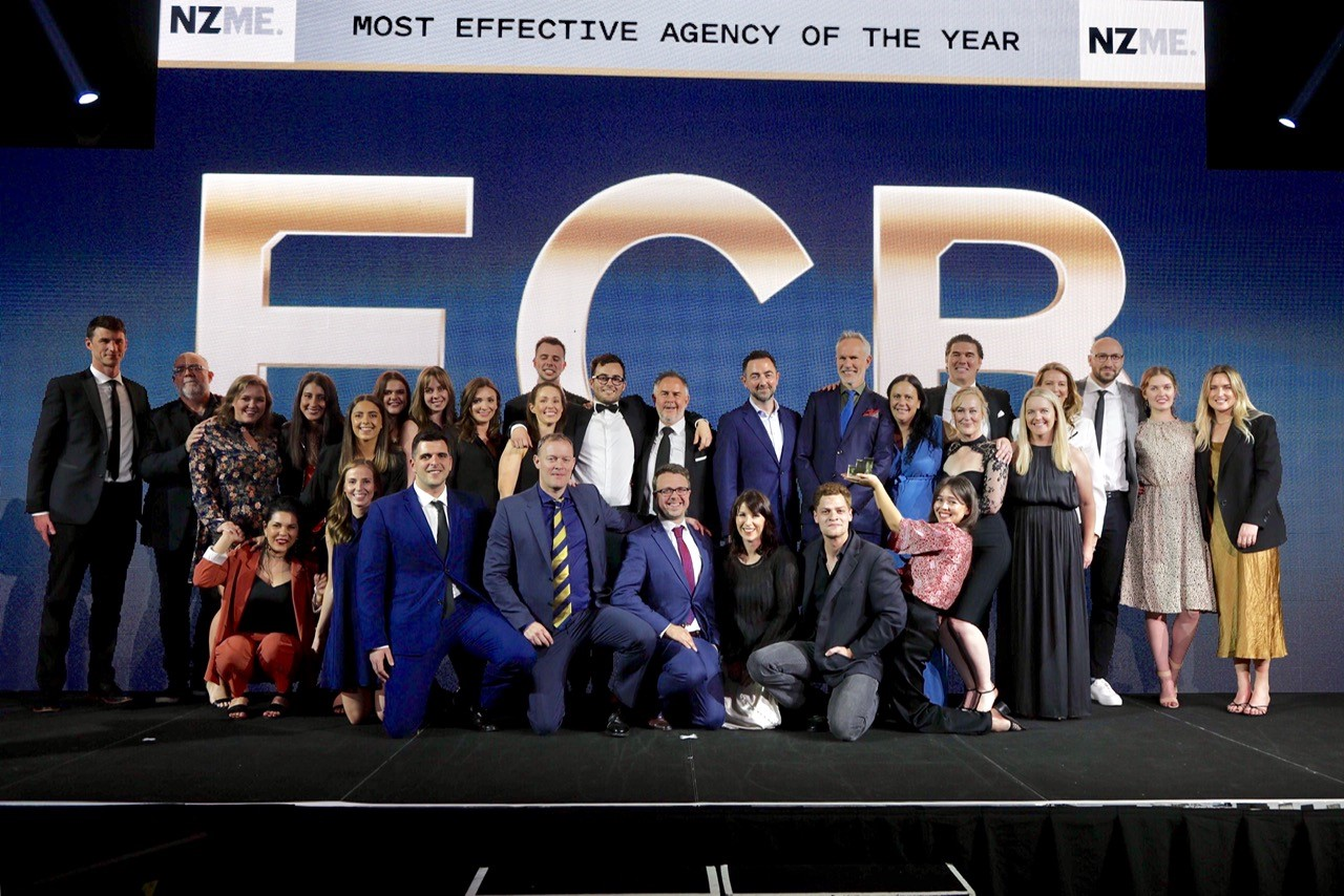 FCB NZ takes out Most Effective Agency of the Year title at the 2019 NZ Effie Awards last night