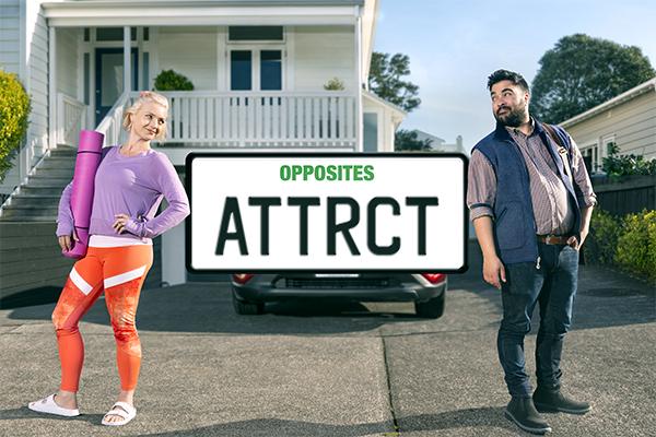 Opposites attract in KiwiPlates' new campaign via Saatchi & Saatchi and director Cameron Harris