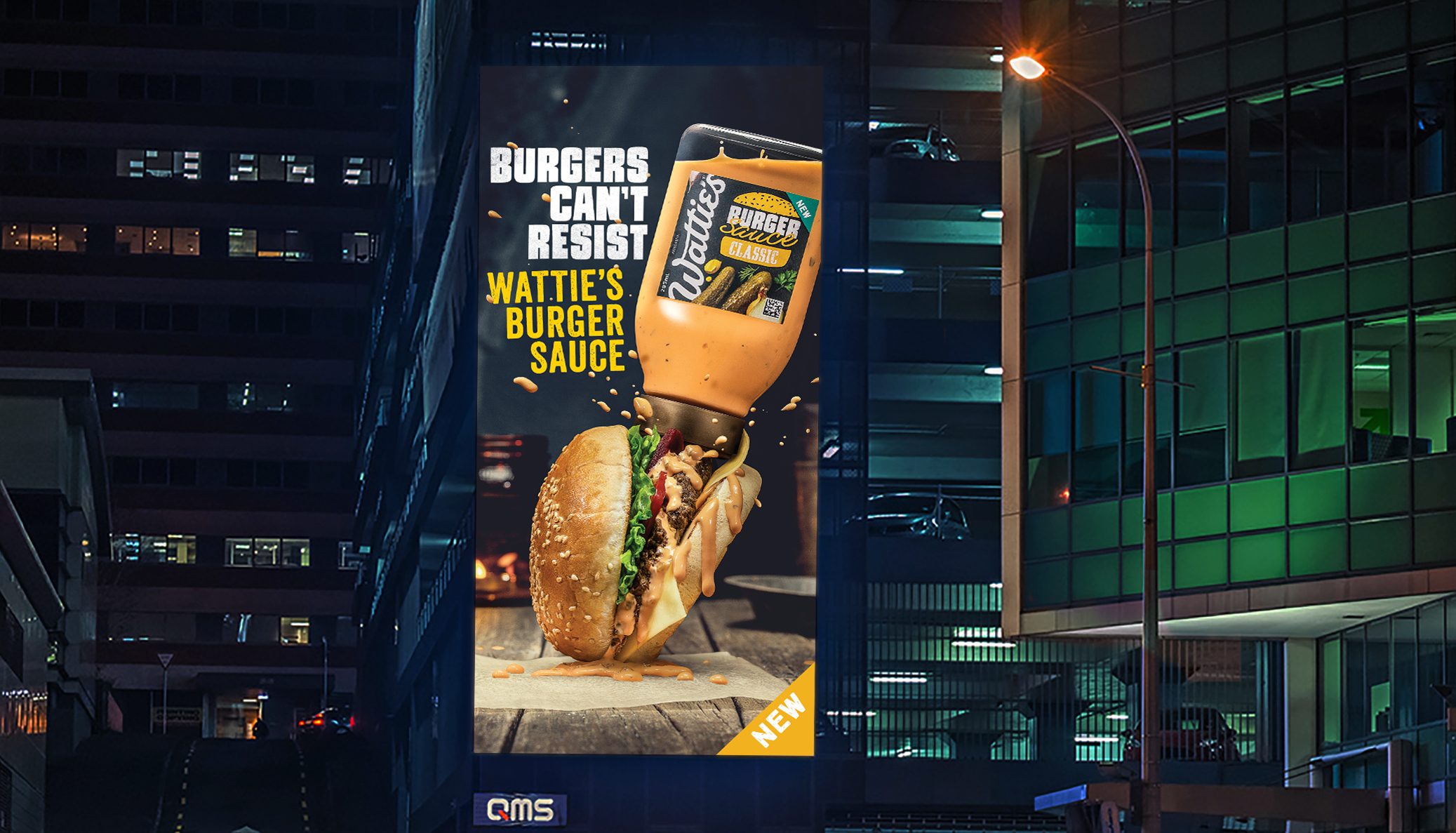 Wattie's Burger Sauce launches new campaign via The Business Marketing Group