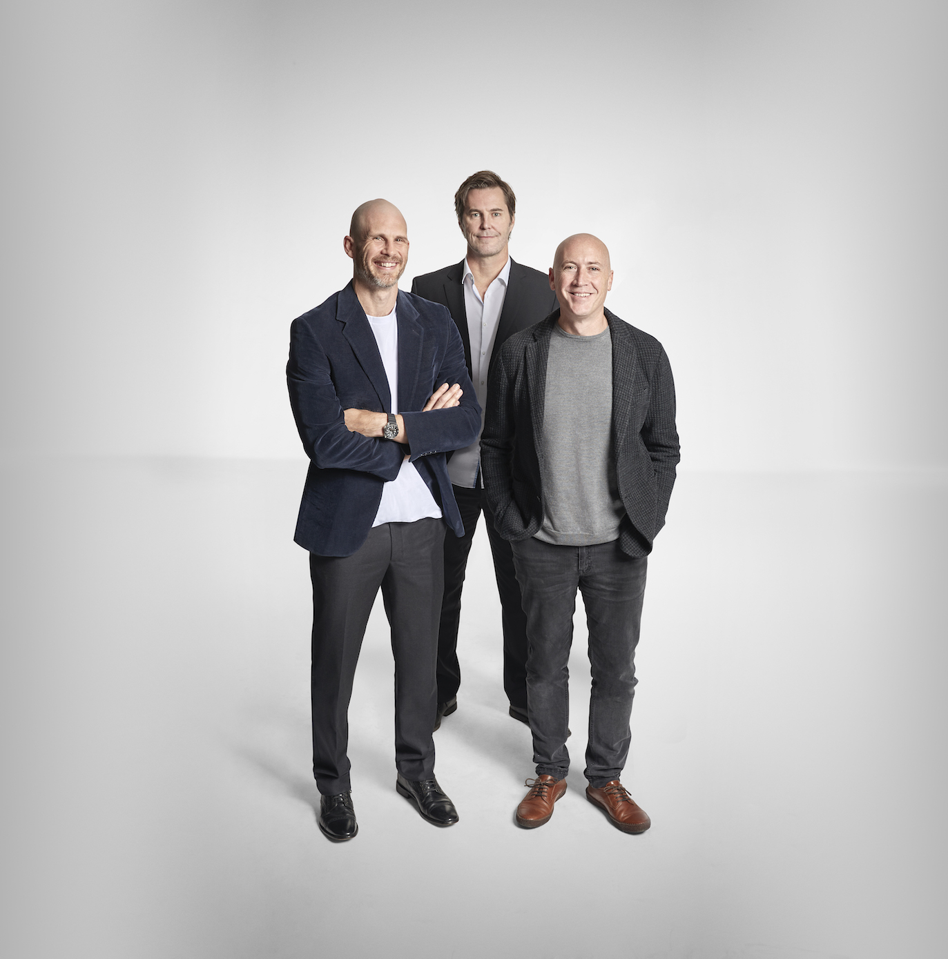 Mark Green to lead Accenture Interactive for Australia and NZ; Justin Drape and Scott Nowell step into co-chief creative officer roles