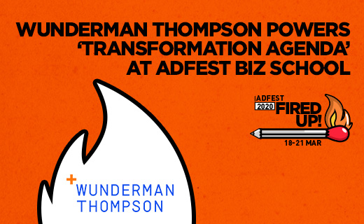 AdFest 2020: Wunderman Thompson to power 'Transformation Agenda' at AdFest Biz School