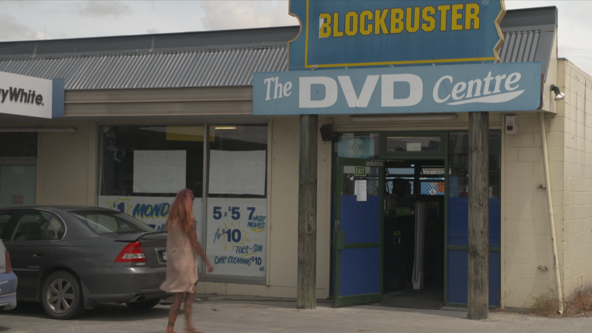Damon Stapleton: Advertising. Lessons from the second last Blockbuster in the world