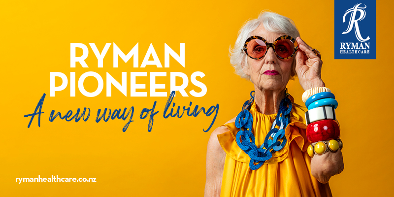 Ryman's Pioneers steal the show in new trans-Tasman brand campaign via VMLY&R Auckland