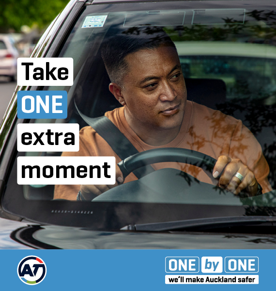 Auckland Transport launches 'One by One' work to eliminate traffic deaths via Federation