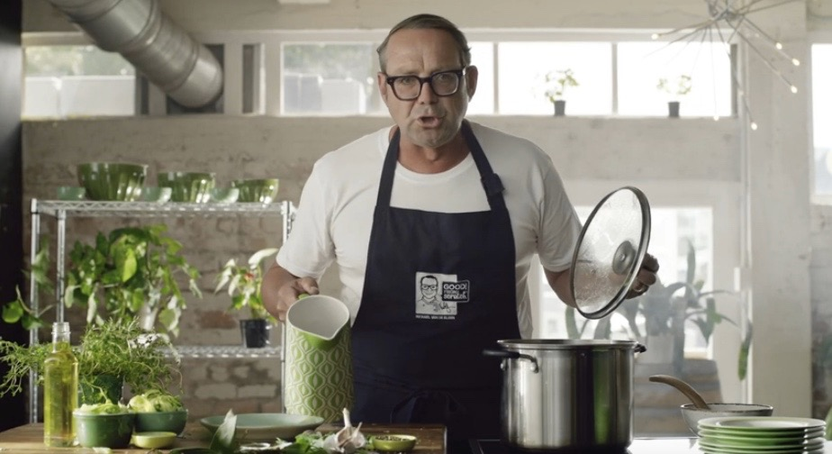 KidsCan partners with famous NZ chefs to show how the other half eat in new campaign via DDB