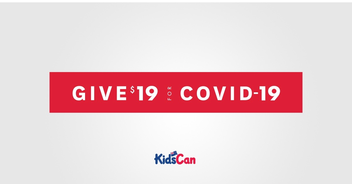 KidsCan launches new '$19 for Covid-19' appeal campaign to feed families in need via DDB + OMD