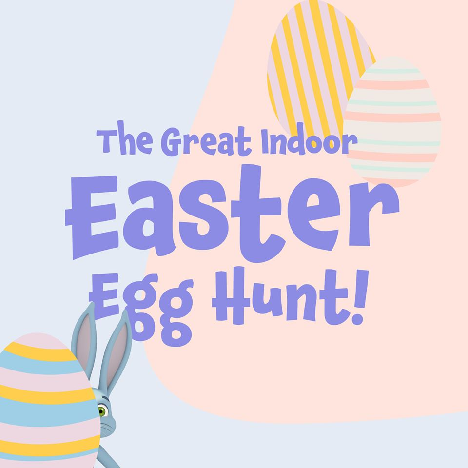 Method to debut augmented reality Great Indoor Easter Egg Hunt to keep kids engaged over Easter