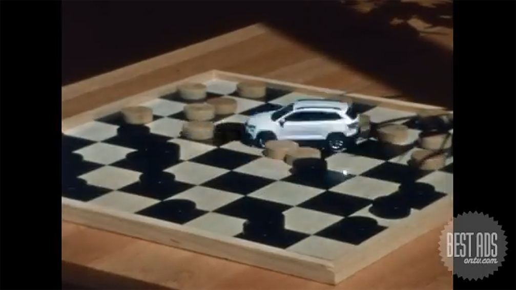 Best Ad of the Day: Skoda SUV 'Shot at Home' by Optimist Germany