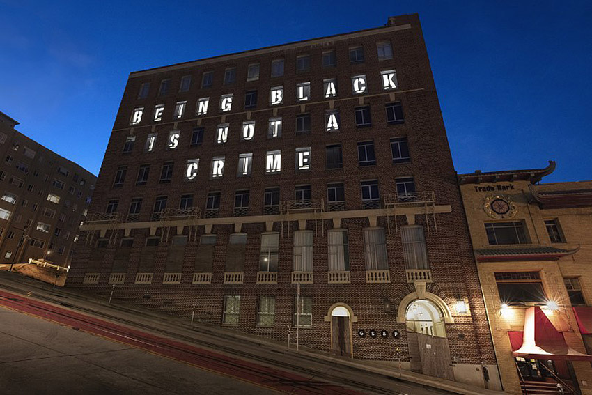 Best Ad of the Day: 'Being Black is Not a Crime' by Goodby Silverstein & Partners San Francisco