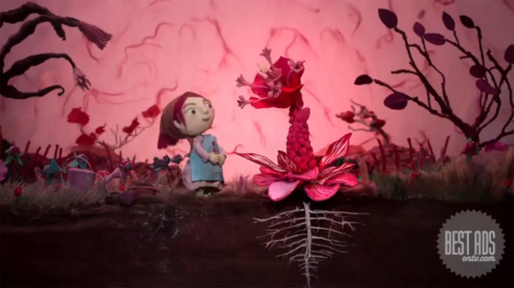 Best Ad of the Day: Libresse 'Wombstories' by AMV BBDO, London