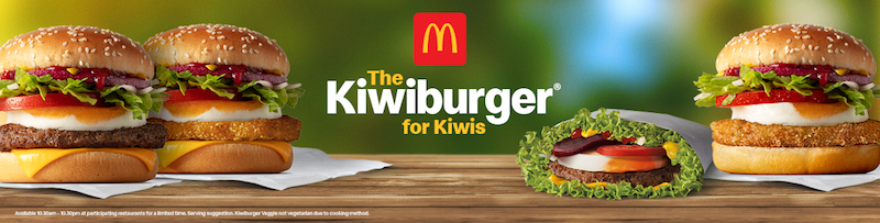 McDonald's reimagines iconic Kiwiburger song to celebrate all Kiwis in new campaign via DDB NZ