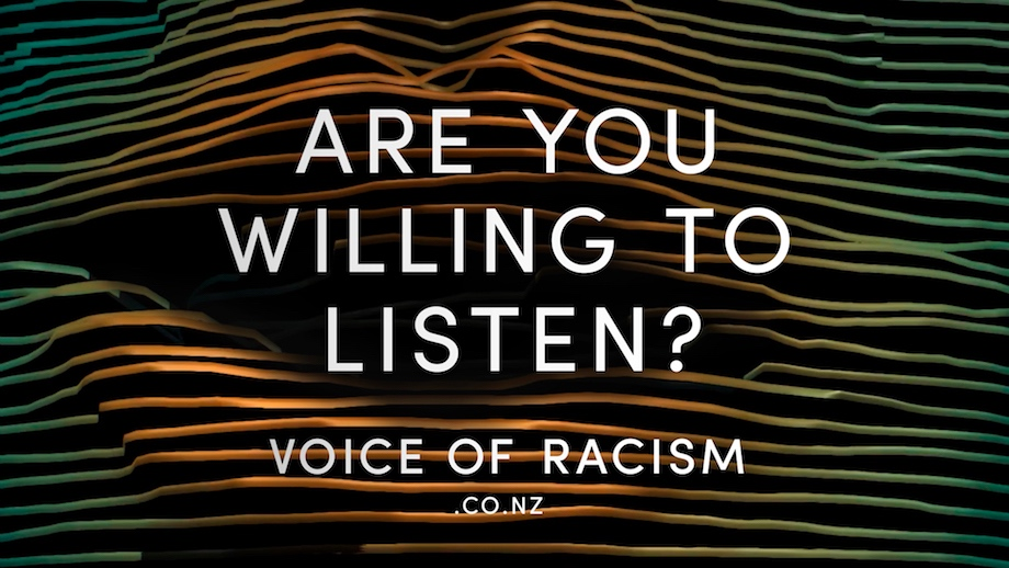 NZ Human Rights Commission challenges Kiwis to face the reality of racism in new campaign via Clemenger BBDO, Wellington