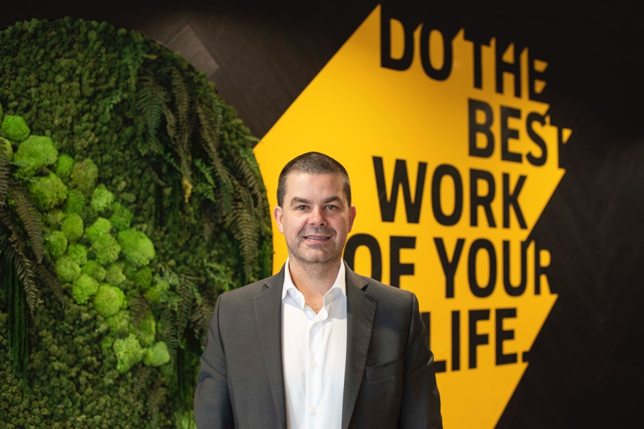 Justin Mowday promoted to chief executive officer of DDB Group New Zealand