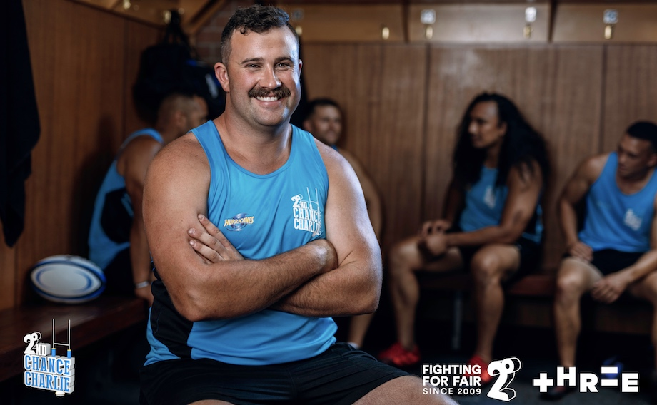 2degrees and THREE announce who will get their second chance at rugby stardom in series final of '2nd Chance Charlie' via TBWA New Zealand