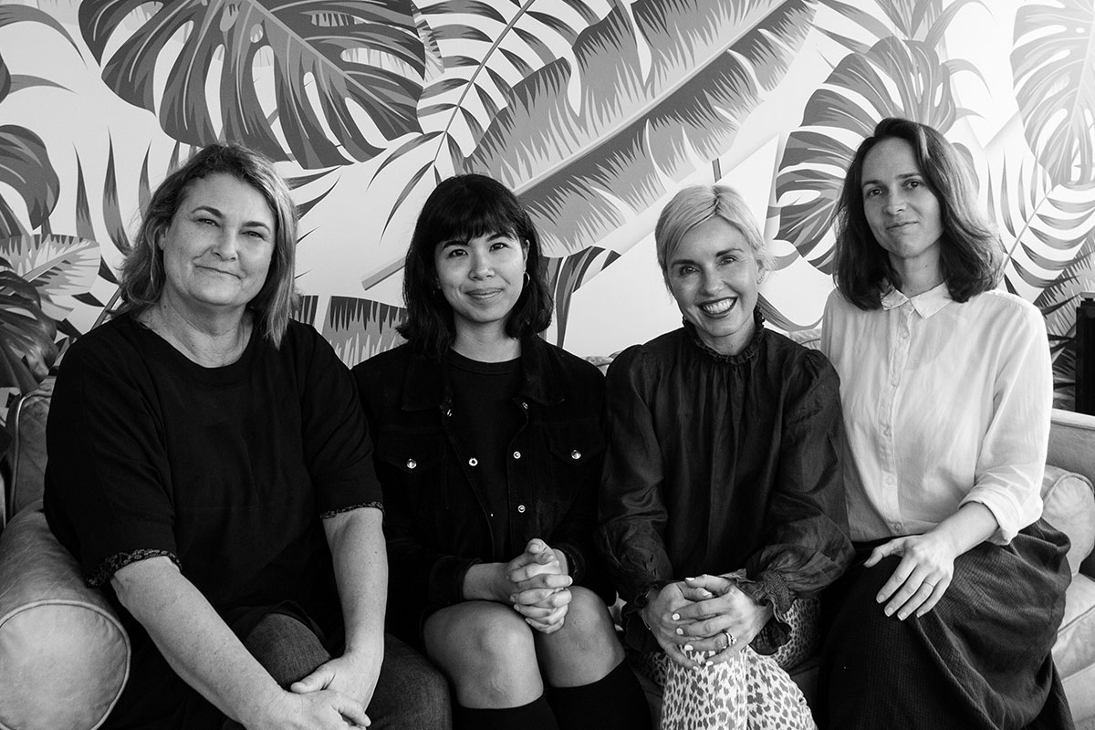 True adds four new hires Amanda Chambers, Celine Giovanni, Posey Wall and Ruth Blair