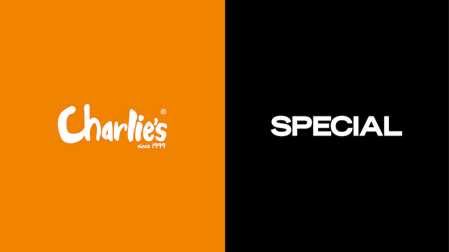 Charlie's appoints Special Group to refresh brand strategy, identity and packaging design
