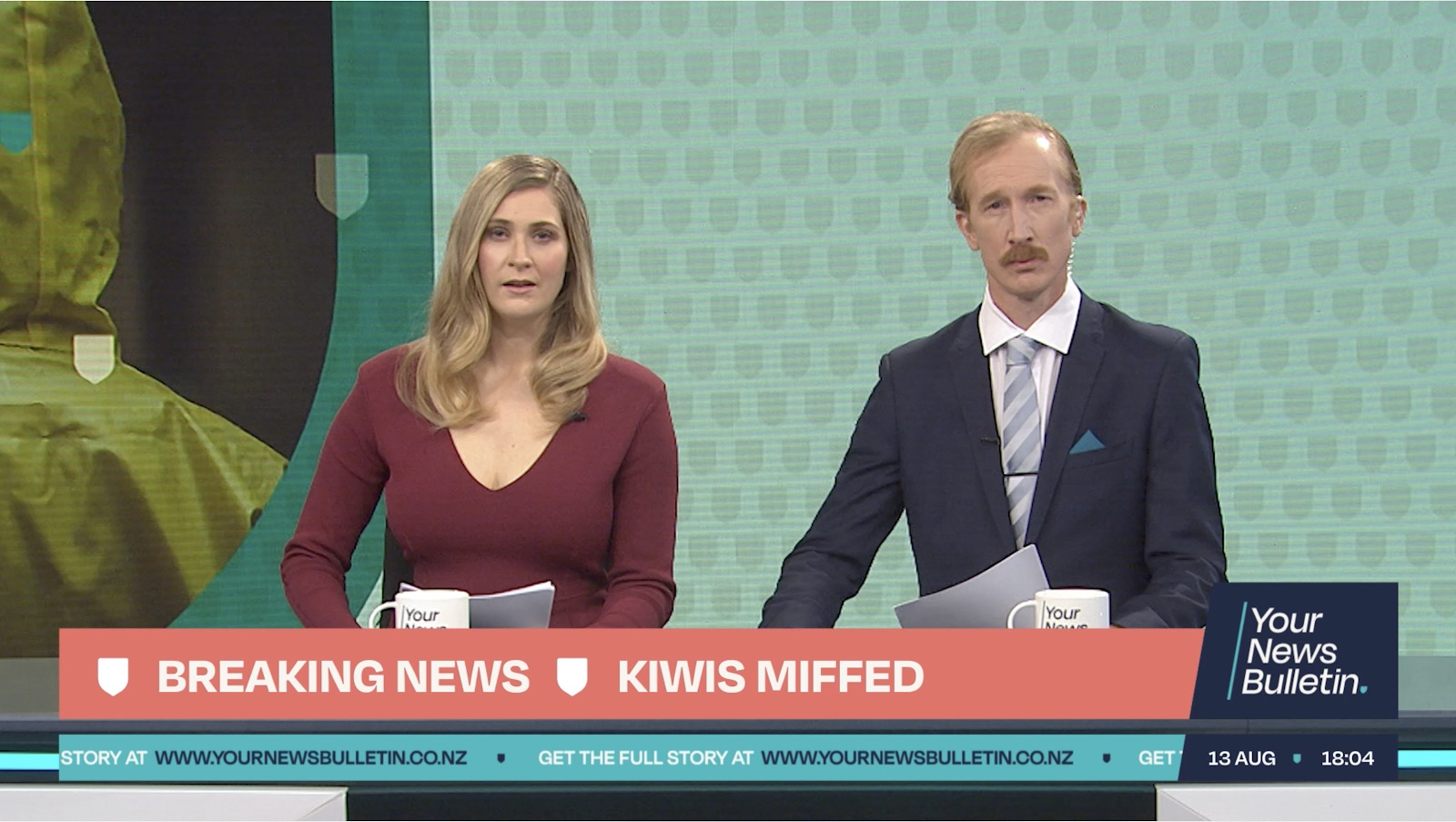 Netsafe launches quintessentially kiwi #fakenews campaign via Motion Sickness