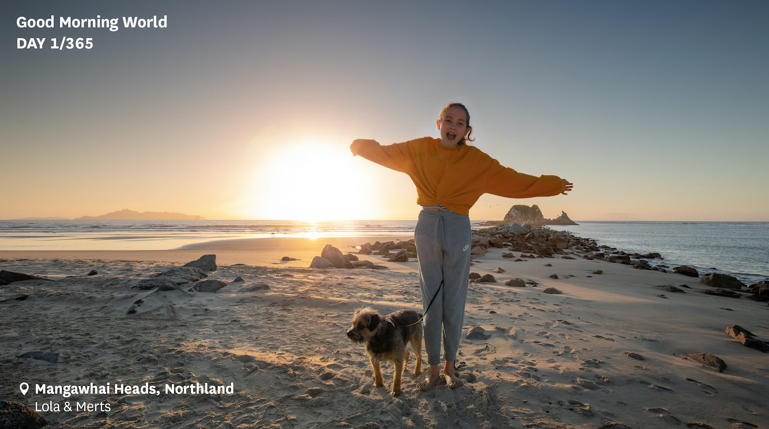 Special Group's 'Good Morning World' campaign for Tourism NZ voted world's most effective at Global Effie: Multi Region competition