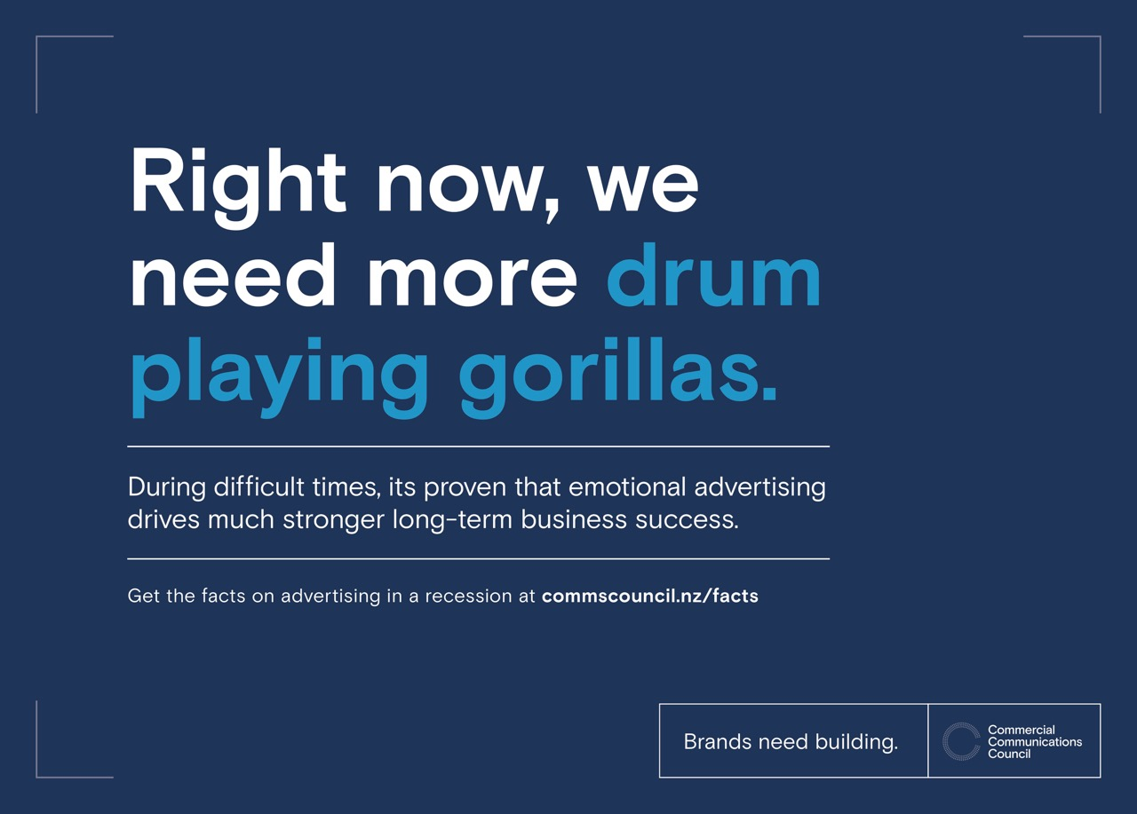 Comms Council launches next chapter in its 'Brands Need Building' campaign via DDB NZ