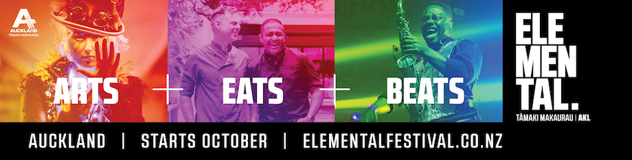 ATEED enlists indie agency Federation to develop vibrant branding for Elemental AKL festival