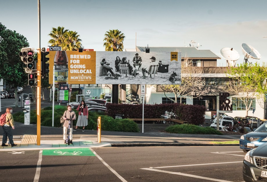 Monteith's encourages Kiwis to look beyond their local in new campaign via Colenso BBDO