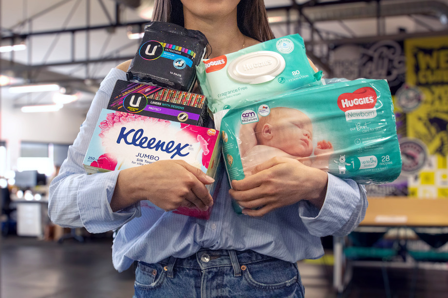 Kimberly Clark appoints Clemenger Group specialist agencies