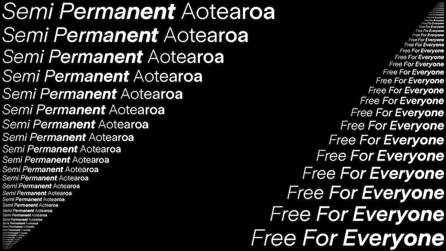 Semi Permanent Aotearoa is back in 2020 – and it's free for everyone