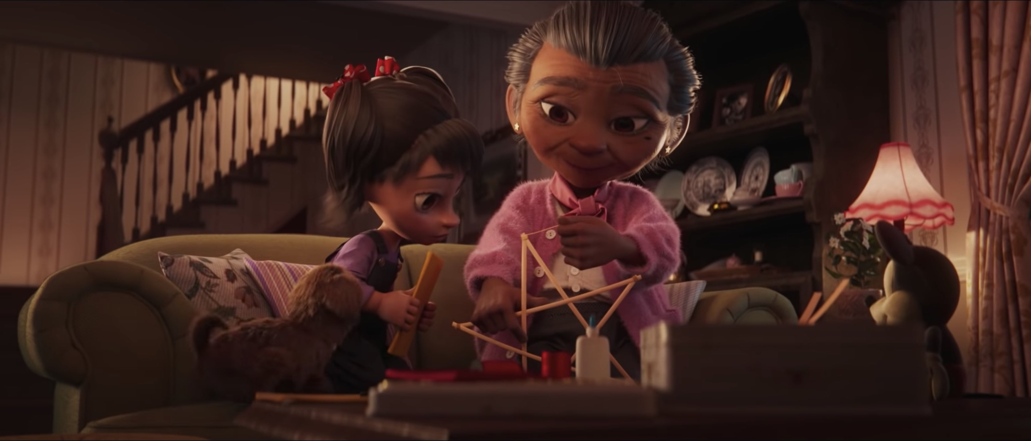 From Our Family To Yours: Disney partners with New Zealand based studio Flux Animation to create a heartwarming tale of family traditions