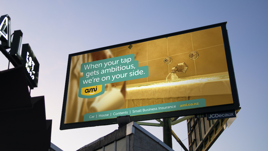 AMI Insurance reminds Kiwis they are 'on your side' in new brand campaign via Colenso BBDO
