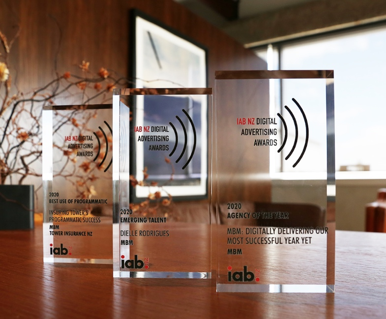 MBM doubles down on Agency of the Year
