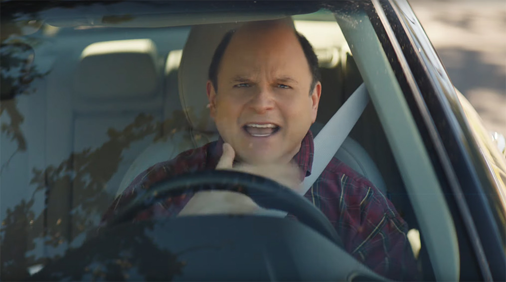 Seen+Noted: The Jason Alexander Hoodie stars in Saatchi & Saatchi New York's Tide Super Bowl ad