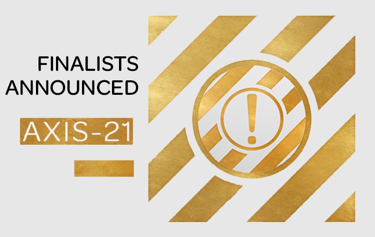 The Commercial Communications Council announces finalists for the 2021 Axis Awards
