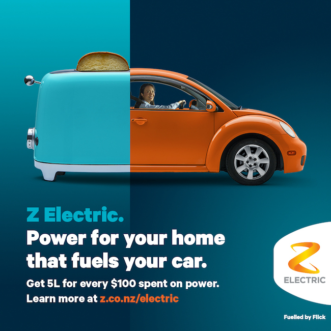 Z Energy and Chemistry unveil launch campaign for Z Electric – the first non-electricity brand to enter NZ's hotly contested electricity market