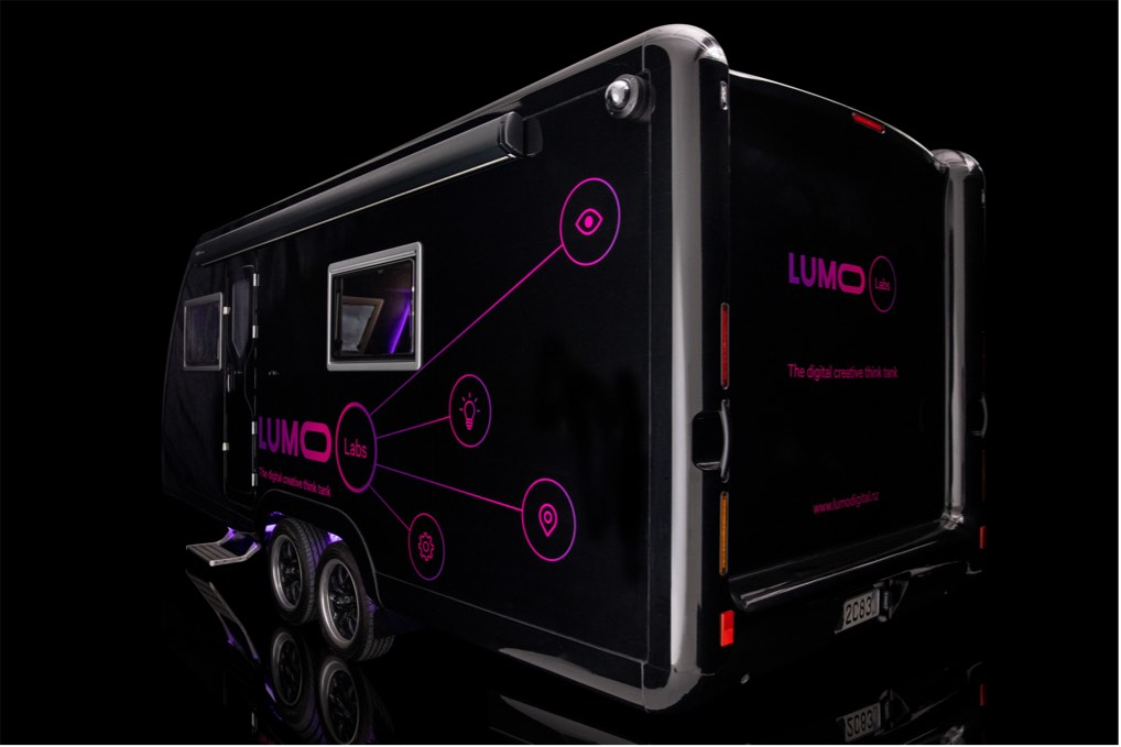 LUMO launches LUMO Labs – leading a new wave of creative solutions