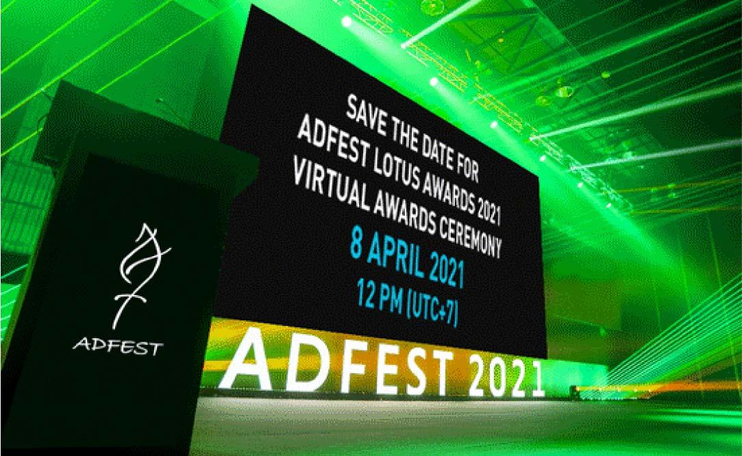 AdFest 2021 Virtual Awards Ceremony set for Thursday 8 April, 4pm NZ time