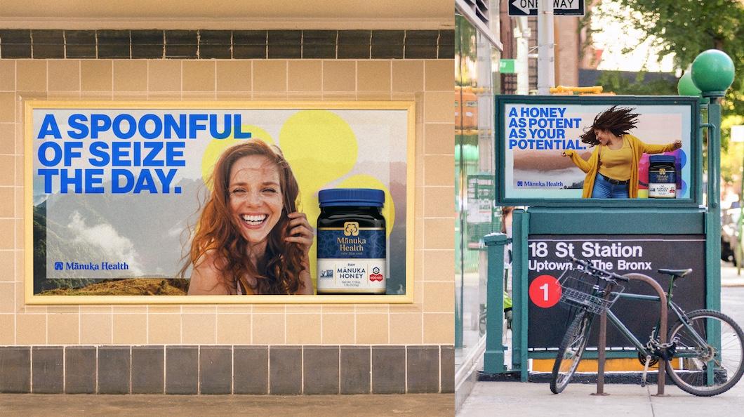 Mānuka Health serves up NZ honey as antidote for ordinary in new campaign via VSA Partners