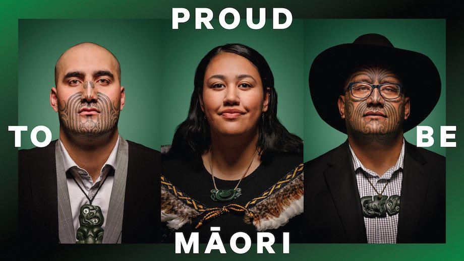 Te Whānau O Waipareira hold their heads high in 'Proud To Be Māori' film via Motion Sickness