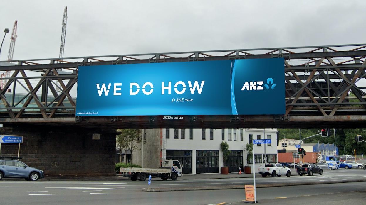 ANZ helps Kiwis on their financial journeys in new 'We Do How' brand platform via TBWA\NZ