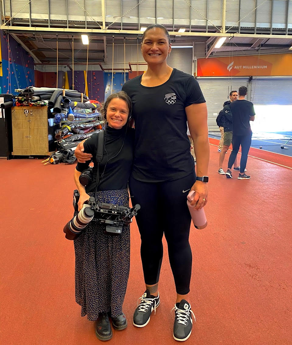 Eight gets green light for feature documentary film about the life of Dame Valerie Adams