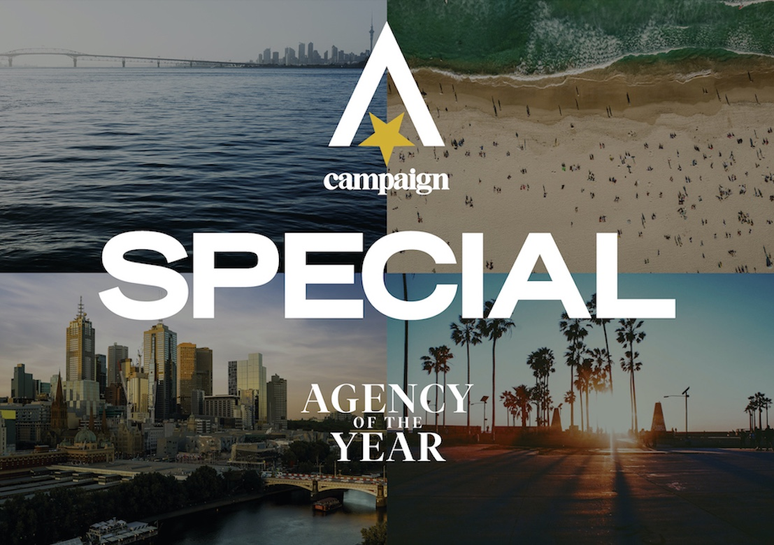 Special Group named Global Creative and Independent Agency of the Year by Campaign UK