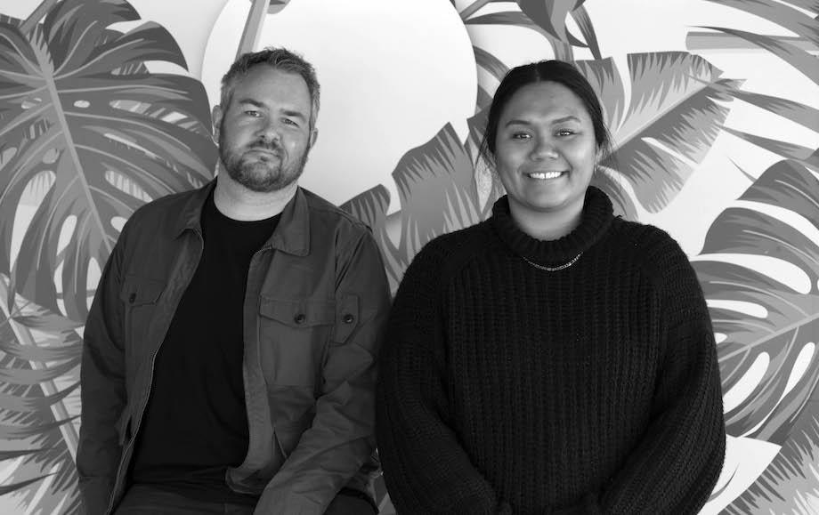 True bolsters creative dept. with hiring of senior creatives Jess Reihana and Antony Wilson